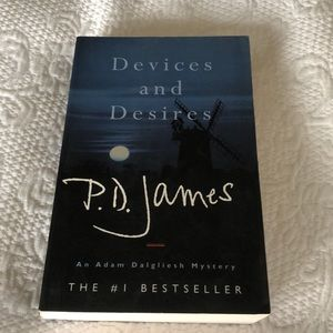P. D. James novel Devices and Desires